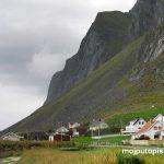 Vikten, Flakstadøya