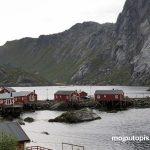 Nusfjord, Flakstadøya
