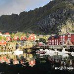 Å, Moskenesøya