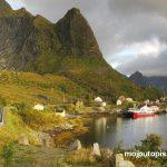 Reine, Moskenesøya
