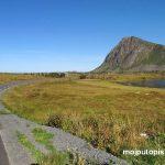 Vik, Gimsøya